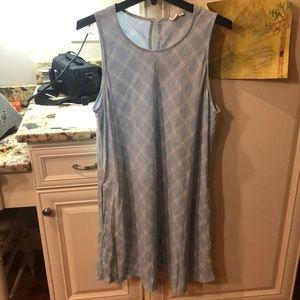 Gap a-line sleeveless dress. Super cute size xl